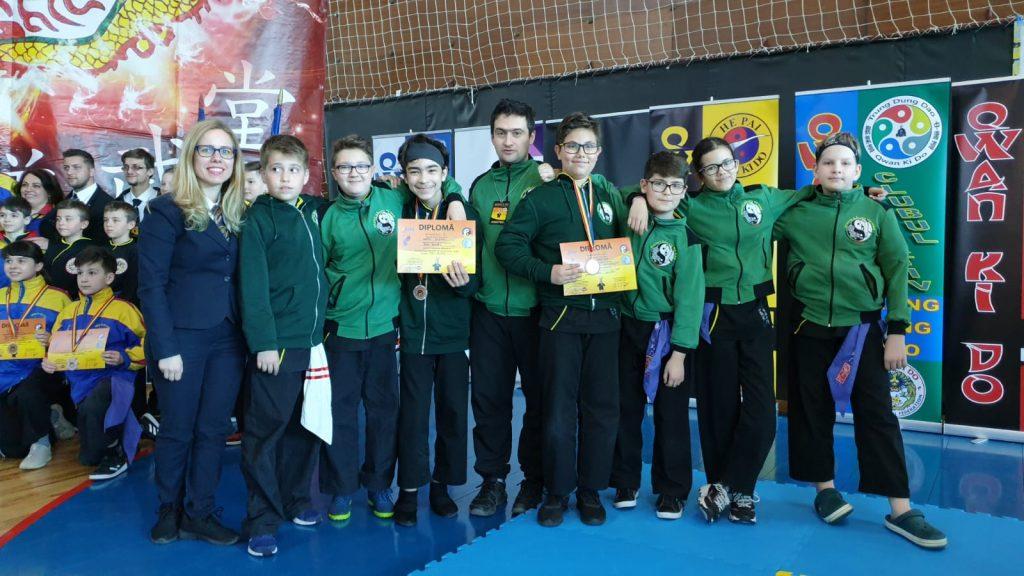 Campionatul National de Copii si Juniori, Iasi 2019